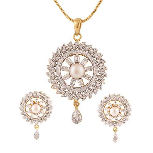 swasti-jewels-statement-pendant-earrings-fashion-jewelry-set-for-women