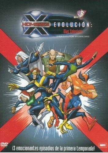 HOMBRES-X EVOLUCION:DIAS XPLOSIVOS TEMPORADA 1,VOLUMEN 2(X-MEN EVOLUTION:XPLOSIVE DAYS)
