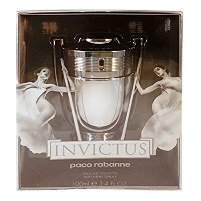 Paco Rabanne EDT Spray 100ml Invictus Collectors Edition