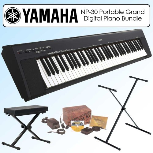 8  Yamaha Keyboard Ypg 235 Buy  Yamaha NP 30 Portable Grand