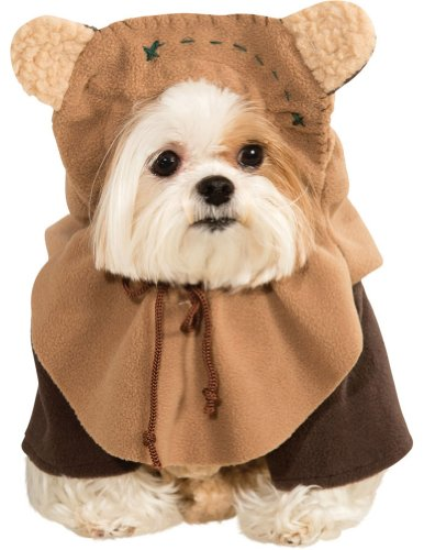 costume accessories - Cat & Dog Costume Ewok Xl