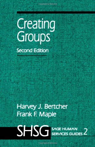Creating Groups (SAGE Human Services Guides)