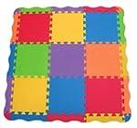 Edushape Edu-Tiles 25 Piece Solid Pla...