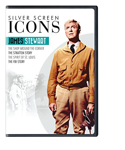 Silver Screen Icons: James Stewart (Boxed Set, 4PC)