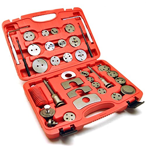 Brake calliper wind back kit 35pc left and right handed AT459