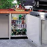 "24"" Outdoor Beverage refrigerator"