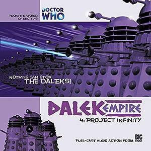 Dalek Empire - 1.4 Project Infinity Audiobook