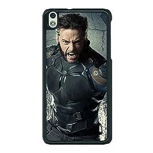 Jugaaduu Wolverine Hugh Jackman Back Cover Case For HTC Desire 816G