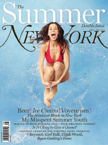 New York Magazine (1-year auto-renewal)