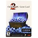 Guild Wars 2 Gem Card - PC ~ NCSOFT