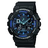 CASIO (カシオ) 腕時計 G-SHOCK(Gショック) GA-100-1A2 海外モデル  [逆輸入品] ランキングお取り寄せ