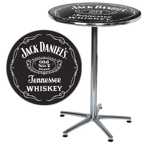 Jack Daniel's Classic Label Cafe Table