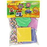 Hama Beads - Group Pack 4,000 Beadsby Hama