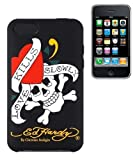 Ed Hardy Gel Case for iPhone 3G/3GS - Love Kills