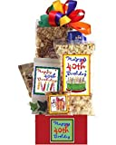 40th Birthday Gift Basket Party