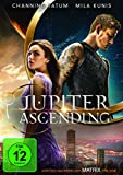 DVD Cover 'Jupiter Ascending
