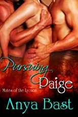 Pursuing Paige (Mates of the Lycaon)