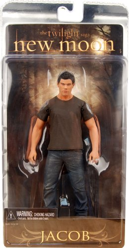 "Twilight ""New Moon"" Jacob Black 7"" Action Figure"