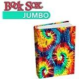 1 X The Original Book Sox - Jumbo Tye Dye