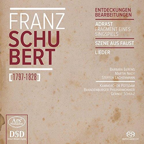 SCHUBERT / BERENS / NAGY / LACHENMANN / KAMMERCHOR