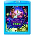The Princess and the Frog [Blu-ray]