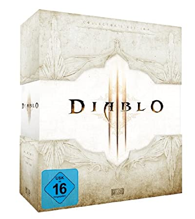 Diablo III - Collector's Edition (uncut)