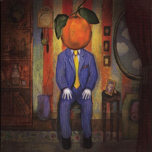 Original album cover of Tangerine by David Mead