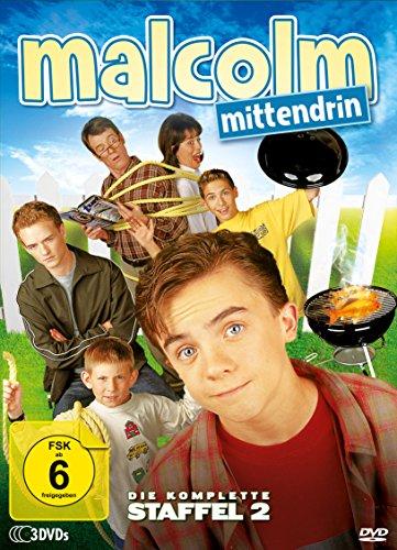Malcolm mittendrin - Die komplette Staffel 2 [3 DVDs]