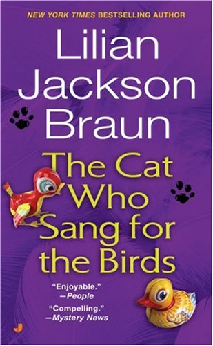 Image for The Cat Who Sang for the Birds (Cat Who...)