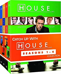 House, M.D.: Seasons 1-4