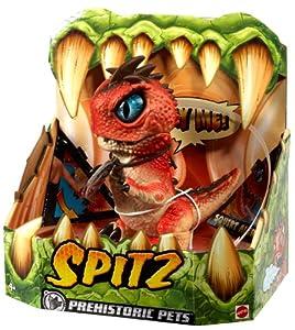 Amazon.com: Prehistoric Pets Riptiles Spitz Figure: Toys & Games