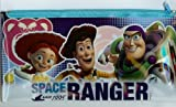 Disney Pixar Toy Story 3 - Space Ranger: Large Rectangle Zip Pencil Case