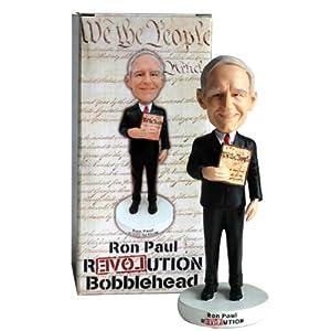 mind talking ron paul bobblehead fully down-loaded diatribe congress