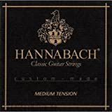 Hannabach 7288 MT Custom-Made, Medium Tension, 3-Treble Set