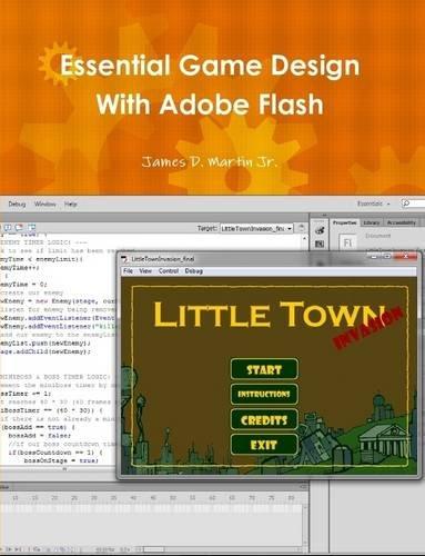 Essential Game Design With Adobe Flash