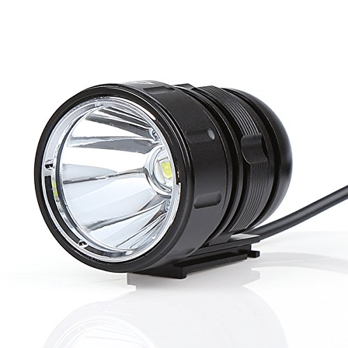 Bright Rechargeable LED Bike Light Headlight Perfect bike