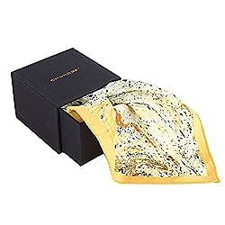 Chokore Marble line Silk Pocket Square
