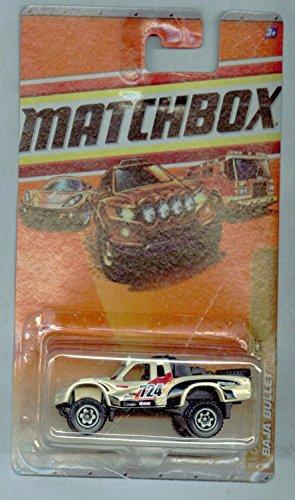 Matchbox 2009-94/100 Desert Endurance Baja Bullet 1:64 Scale - 1