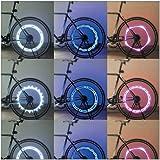 PIAA FERRIS wheel LEDブルー