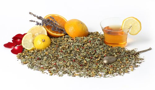 "Herbal Tea ""Roman Chamomile & Lemon Blend"" - Artisan Blend, 3.5 Oz"