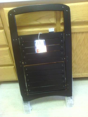 Amazon Com Cosco Rockford 11255mgy1 Wood Step Stool 3