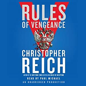 Rules of Vengeance: Dr. Jonathan Ransom, Book 2 | [Christopher Reich]