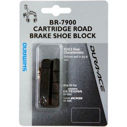 Shimano R55C3 Road Brake Pads