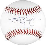 Francisco Rodriguez Detroit Tigers Autographed Baseball - Autographed Baseballs