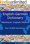 English - German Dictionary, W�rterbu...