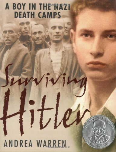 Surviving Hitler: A Boy In The Nazi Death Camps front-834213