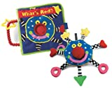 Manhattan Toy Combo - What is Red Book & Baby Whoozit
