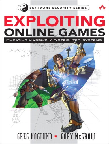Exploiting Online Games: Cheating Massively Distributed Systems