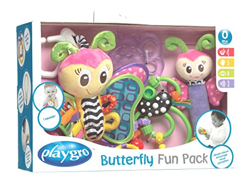 Playgro Butterfly Fun Pack - 1