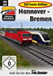 German Railroads Hannover - Bremen